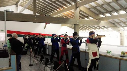 Ligawettkampf (Luftgewehr) der Landesliga Nord